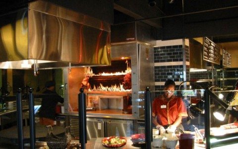 Sea World Kitchen by Foodesign Associates