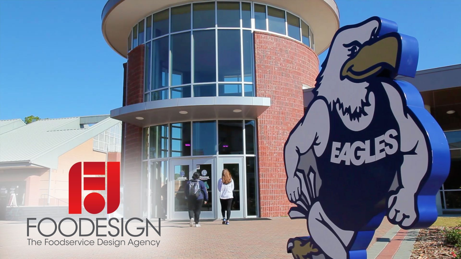 Foodesign interviews staff at Georgia Southern University dining
